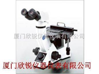 4XA双目倒置式金相显微镜4XA