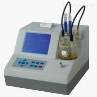 WS-8型微量水分测定仪(卡尔费休库仑滴定法)