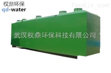 废水处理设备的正确安装方法及解决方案