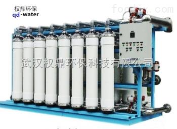 工业水净化设备电导率这么偏高
