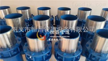 DN100-3200熱源管道直埋式套筒補償器注填壓緊膨脹節