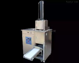 WL-40四代高產液壓型酥脆麻花機