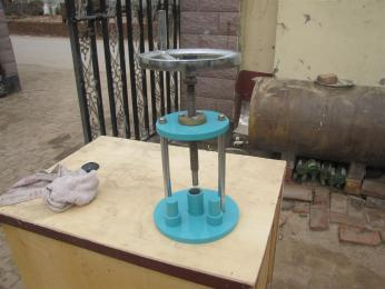 矿物棉压样器测定仪