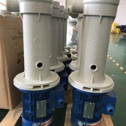 CS创升对立式防腐泵管道漏气的检查方法