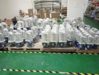 CS创升立式防腐泵产品,管道布置简便