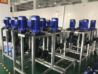 HT創升噴淋塔循環立式泵,廢氣清除全靠它