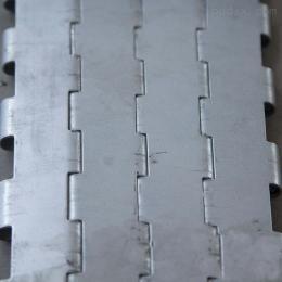 hz-51加工定制不锈钢链板 平顶输送链板