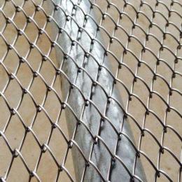 hz-43专业生产螺旋、菱形、眼睛网带