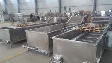 JPQXJ-5000毛豆加工清洗机设备