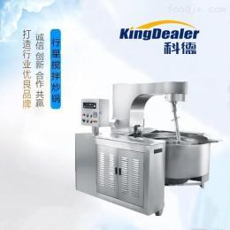 JB100-600全自动电磁行星搅拌夹层锅