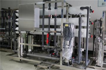 RO-6T/H嘉兴生产食用油脂用水纯水净水反渗透设备