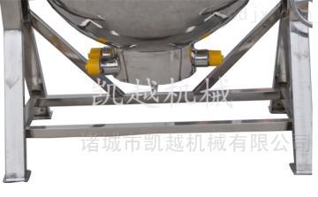 大型自动化电加热夹层锅设备