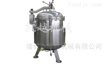 高壓粽子蒸煮鍋設備