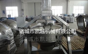 诸城市食品机械厂燃气行星炒锅夹层锅搅拌炒锅大型厨房