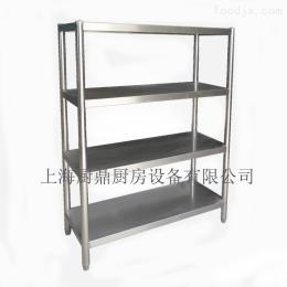 1200*500*1850mm厨房不锈钢四层货架