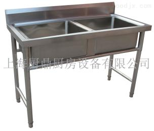 1200*600*800mm厨房不锈钢双眼水池