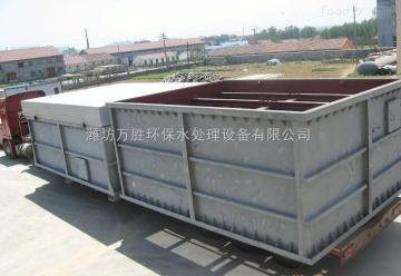 屠宰場污水處理設備工程分析