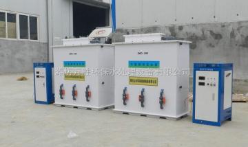門診醫療污水處理設備二氧化氯