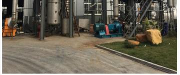MVR蒸发器预装