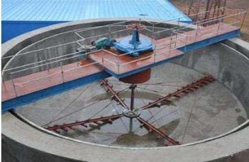尾矿脱水设备浓缩机的正确使用方法