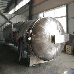 JX--1000冬枣脆膨化设备生产厂家 反压差真空膨化罐
