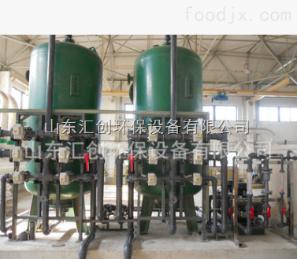 hc-70050T每小時鍋爐鋼罐軟化水除垢成套設備大型反滲透水過濾設備