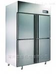 商用四門立式冰箱