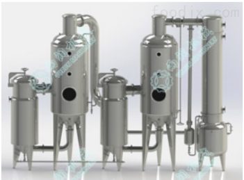 WZ2系列雙效外循環蒸發器