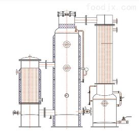 SZ1系列单效废水蒸发器