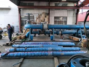 250QJ63-140-45KW大功率深井潜水泵-天津质量好的深井泵厂家
