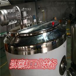 500巴氏奶生产设备