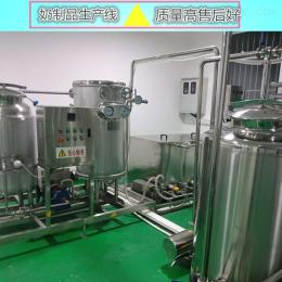 500鲜奶生产线_鲜牛奶杀菌设备