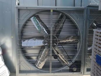 鍍鋅板風機