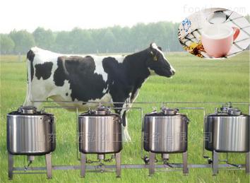 生产线鲜奶生产线设备