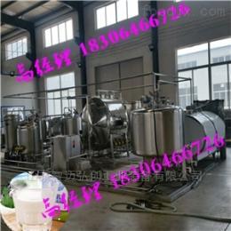 生产线zui新款巴氏奶生产线