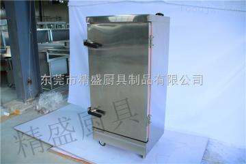 js-760饭店厨房单门蒸饭柜 缺水断电自动进水防干烧 节能单门蒸饭柜