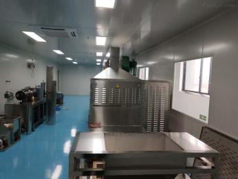 40kw真空包装的食品杀菌方法 微波杀菌设备