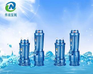 WQX高揚程潛水泵