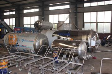 可定制小型養殖場濕化機 病死家禽無害化處理機 無害化焚燒爐設備