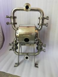 13165865915FDA衛生級氣動隔膜泵廠家專業制造商
