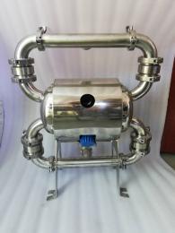 13165865915食品衛生級氣動隔膜泵 啤酒飲料輸送泵