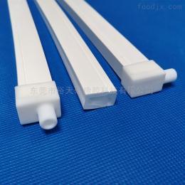 YT-032東莞LED硅膠雙色共擠燈條 硅膠擠出套管廠家