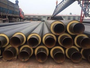 小区供热水用保温钢管生产商