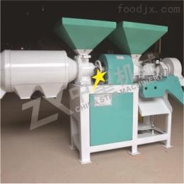 zx-T1小型玉米碾糝機 玉米制碾機