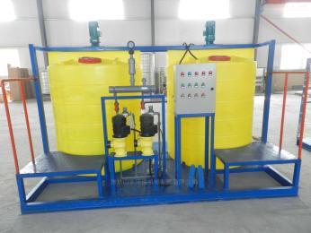 长沙市循环冷却水PAC/PAM加药装置经久耐用