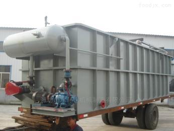 武汉市地区溶气气浮机设备产泥量少易于脱水