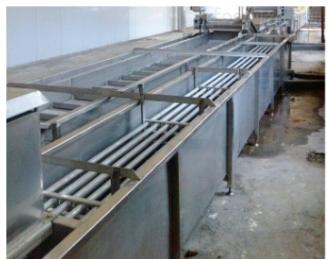 工厂生产设备预冷
