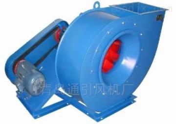 青島工業鍋爐離心鼓風機4-72