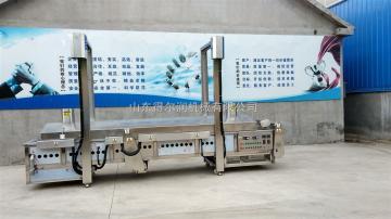 電磁油炸機 電磁加熱油炸鍋 得爾潤機械