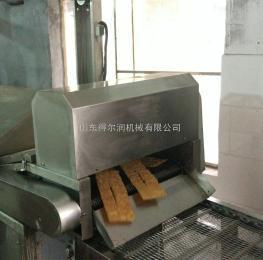 定制產品面片油炸機面皮油炸機煎餅果子油炸機炸薄脆設備